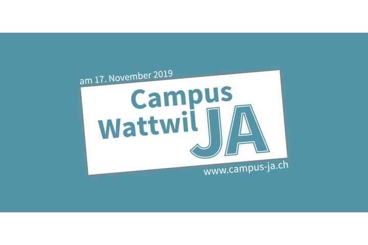 Logo Hintergrund und Datum