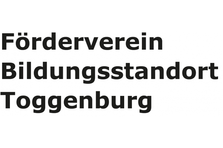 Förderverein Bildungsstandort Toggenburg