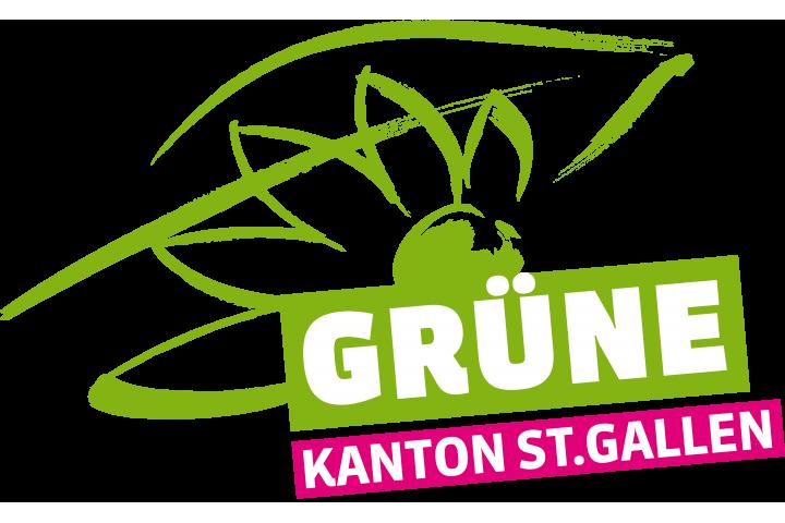 Grüne Kanton St. Gallen