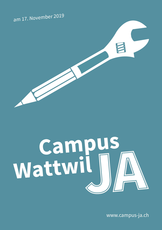 Flyer Campus Wattwil (Sonntag, 03.11.2019)
